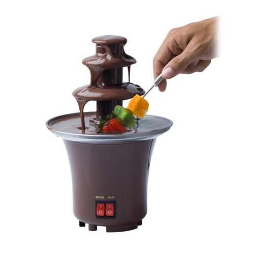 Шоколадный фонтан фондю Mini
