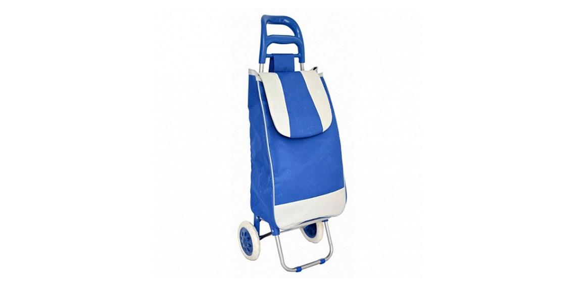 Сумка-тележка хозяйственная A2D синяя
