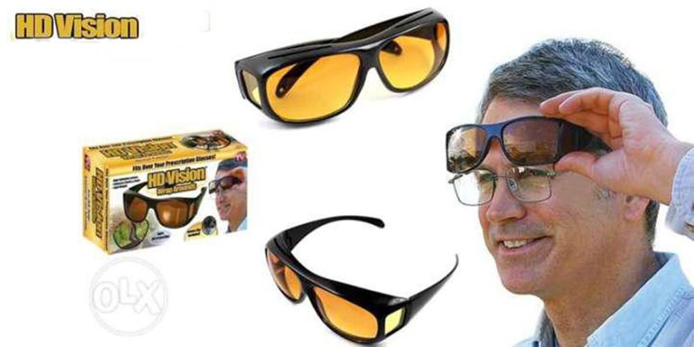 Антибликовые солнцезащитные очки HD Vision