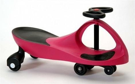 Детская машинка Bibicar (Бибикар) розовый