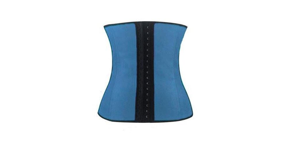 Корсет Sculpting Clothes (Waist Trainer) Синий