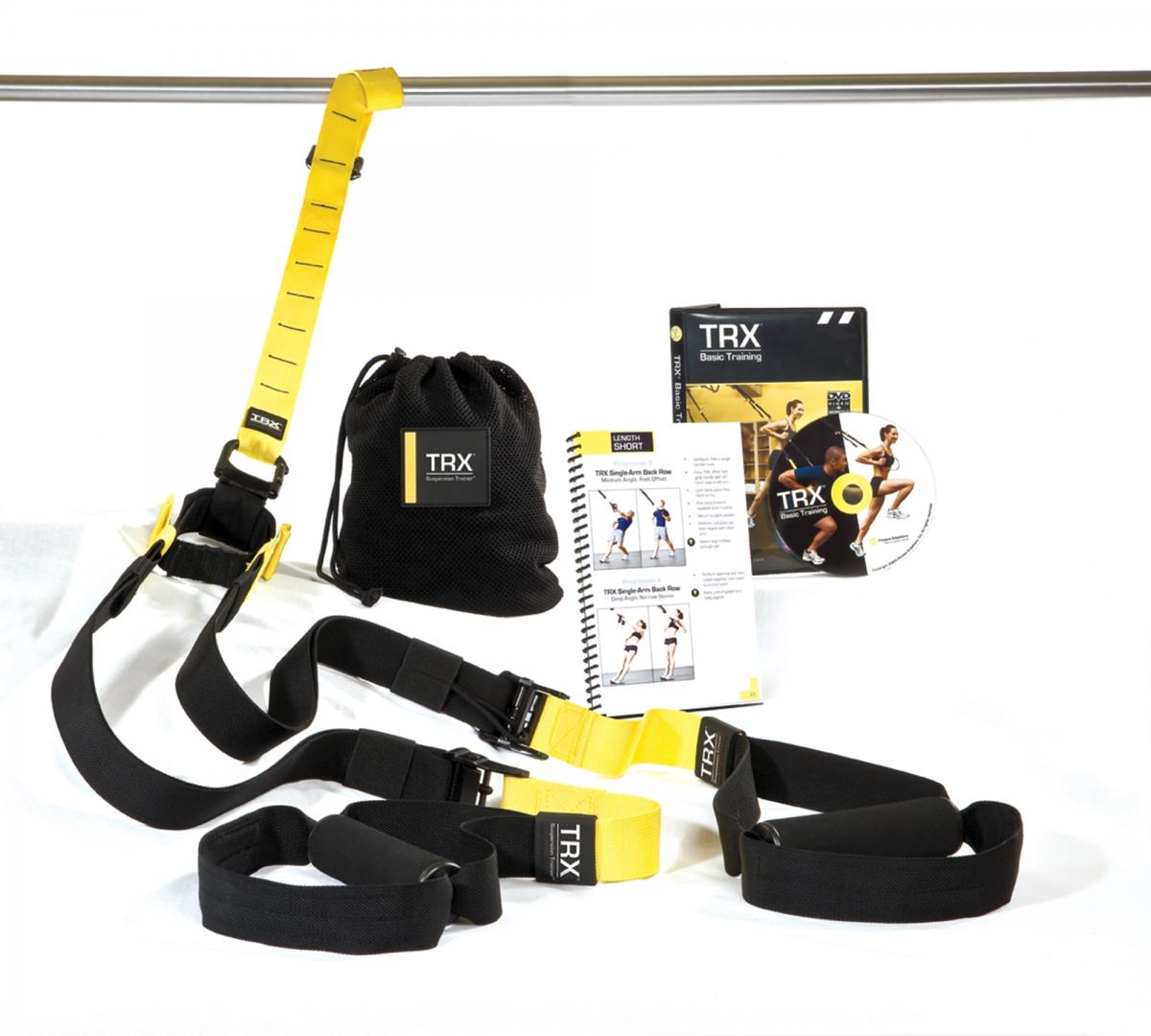 Комплектация TRX Suspension Training