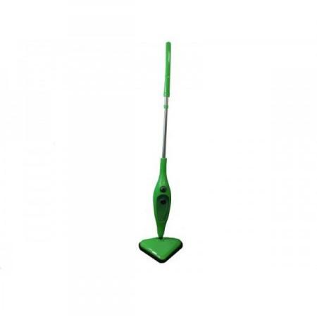 Швабра пароочиститель Steam Mop X12 зеленая