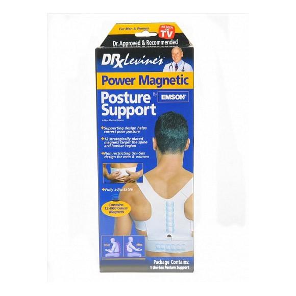 Магнитный корректор осанки (Magnetic posture support) размер S