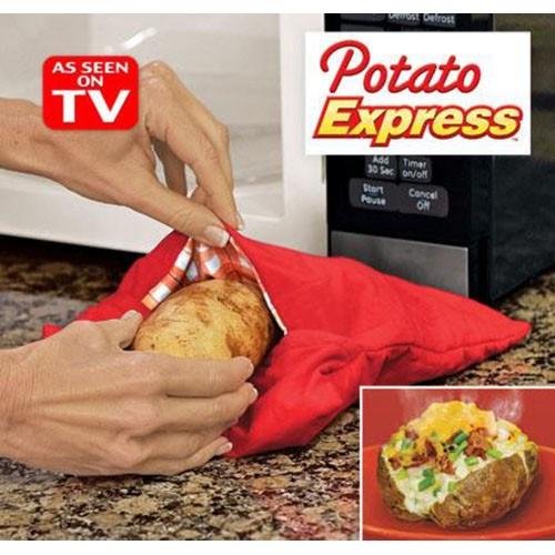 Мешочек для микроволновой печи Potato Express