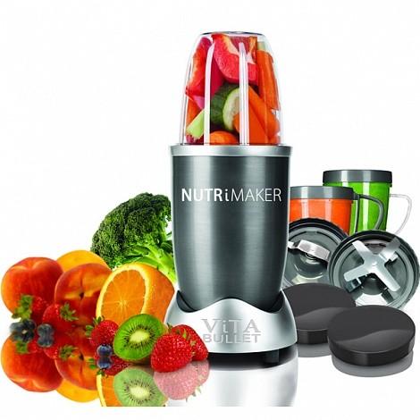 Блендер экстрактор питательных веществ NutriMaker 600 Вт