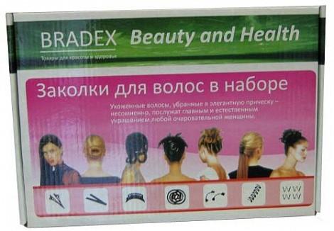 Заколки для волос в наборе СТО ПРИЧЁСОК Hairagami