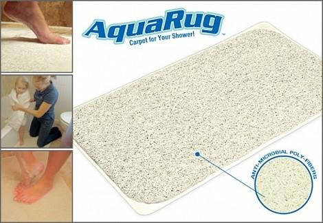 Коврик на присосках для ванной Aqua Rug