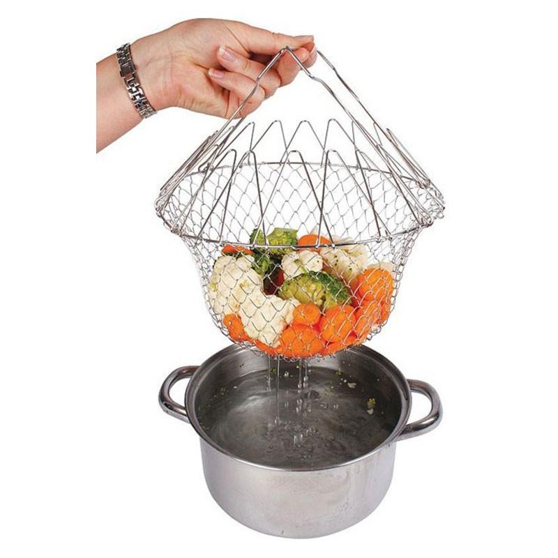 Складная решетка Chef Basket (Шеф Баскет)