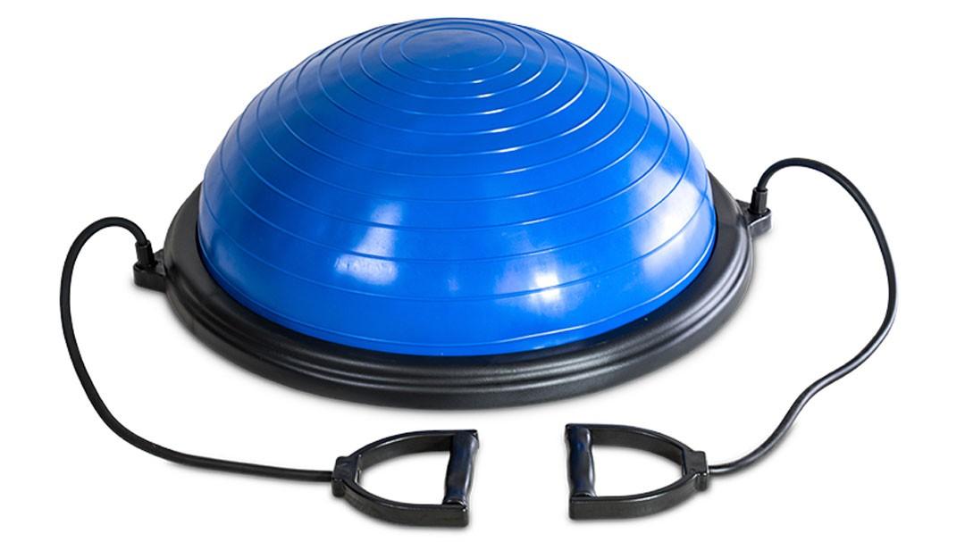 Полусфера Bosu ball, синий