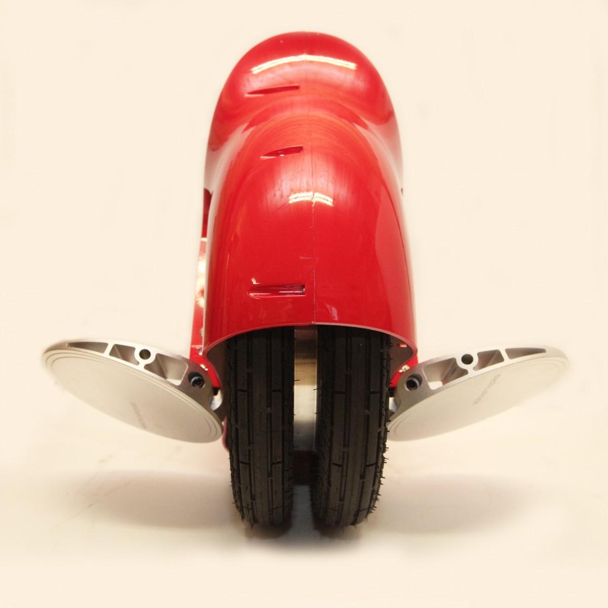 "Гироскутер моноколесо  Electric Unicycle Q-5 14"" Красное"