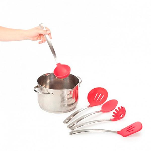 Набор для кухни Кухонка (красный)