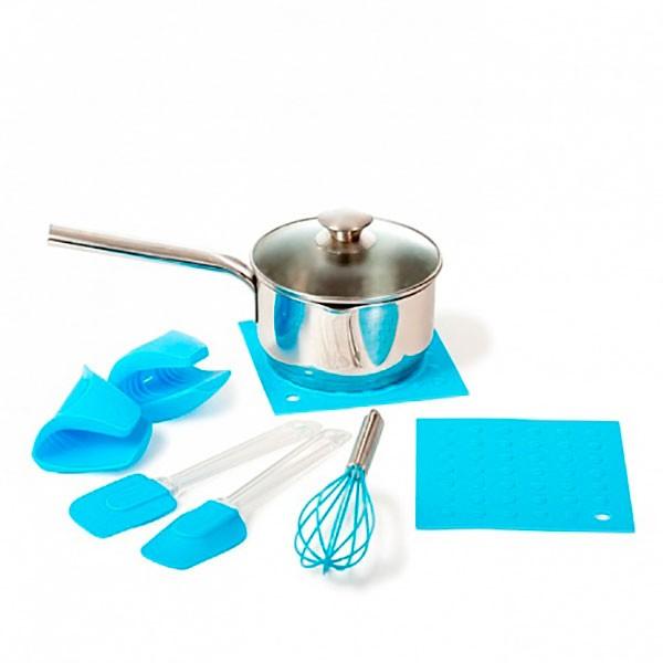 Набор для кухни Облако (голубой)
