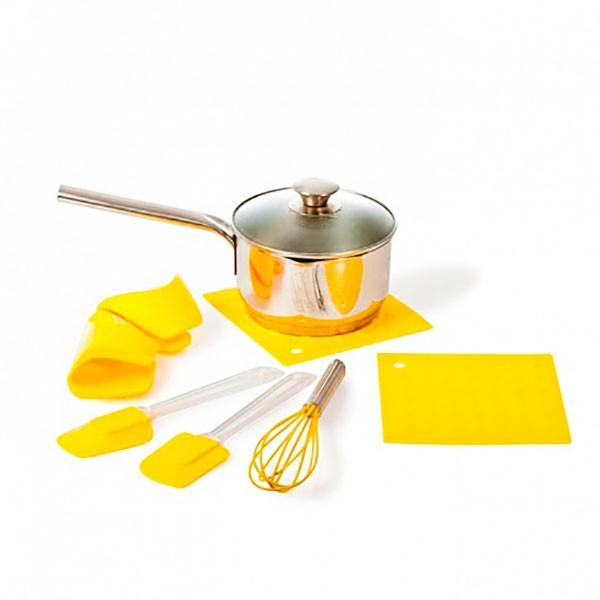 Набор для кухни Облако (жёлтый)