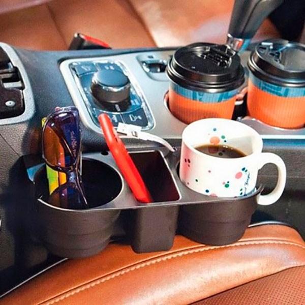 Подставка для кружек в автомобиль Bradex