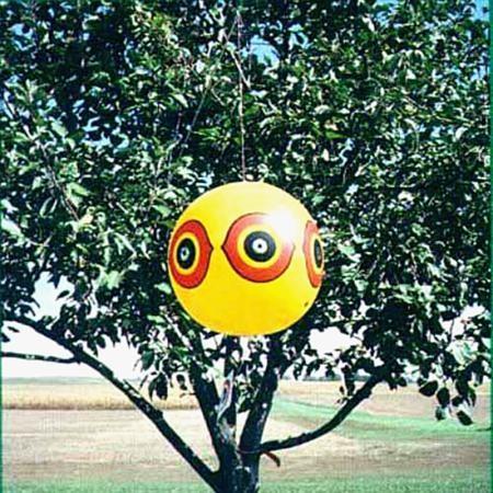 "Отпугиватель птиц Глаза хищника ""Scare-Eye"" шар (3 шт)"