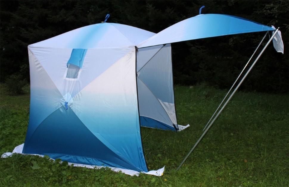 Палатка всесезонная Пингвин Призма Шелтерс (куб)