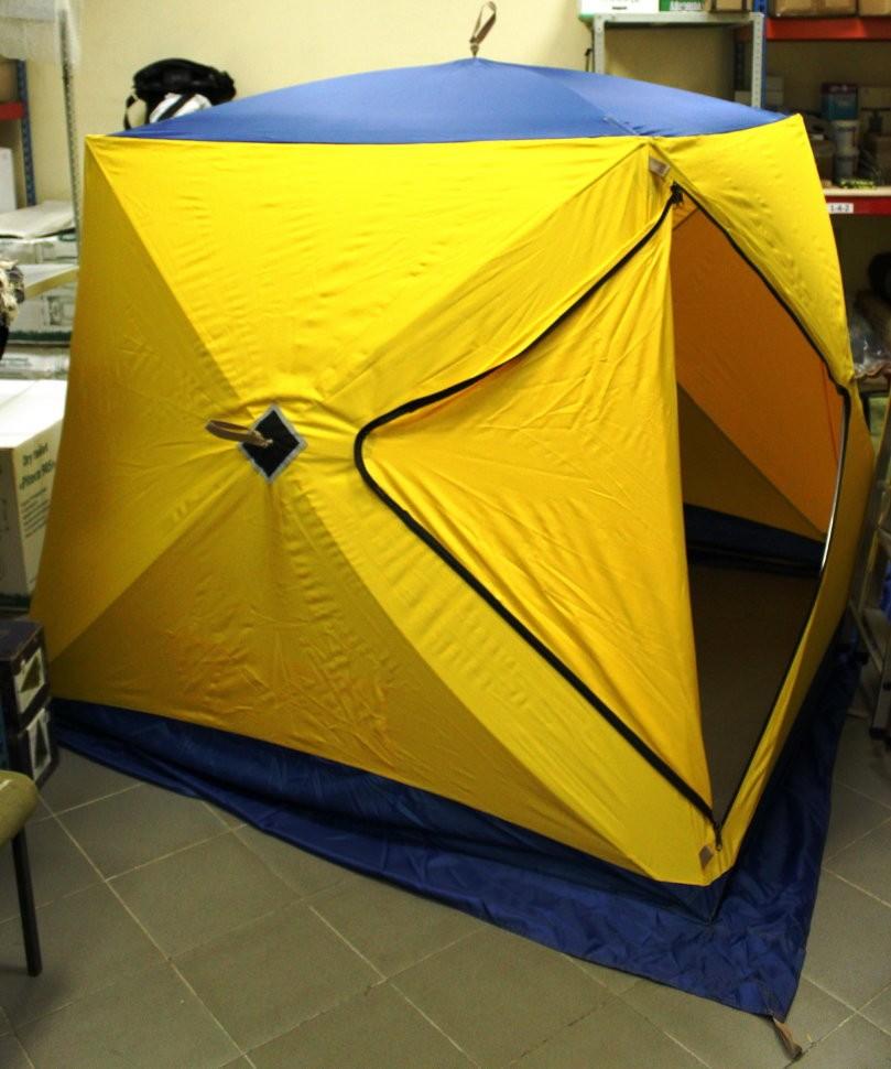 Зимняя палатка Woodland Нерпа (куб)