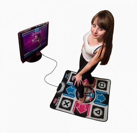 Танцевальный коврик Dance Pad Performance 2.0 Stay Cool